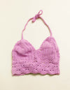 Surfy Crochet Top