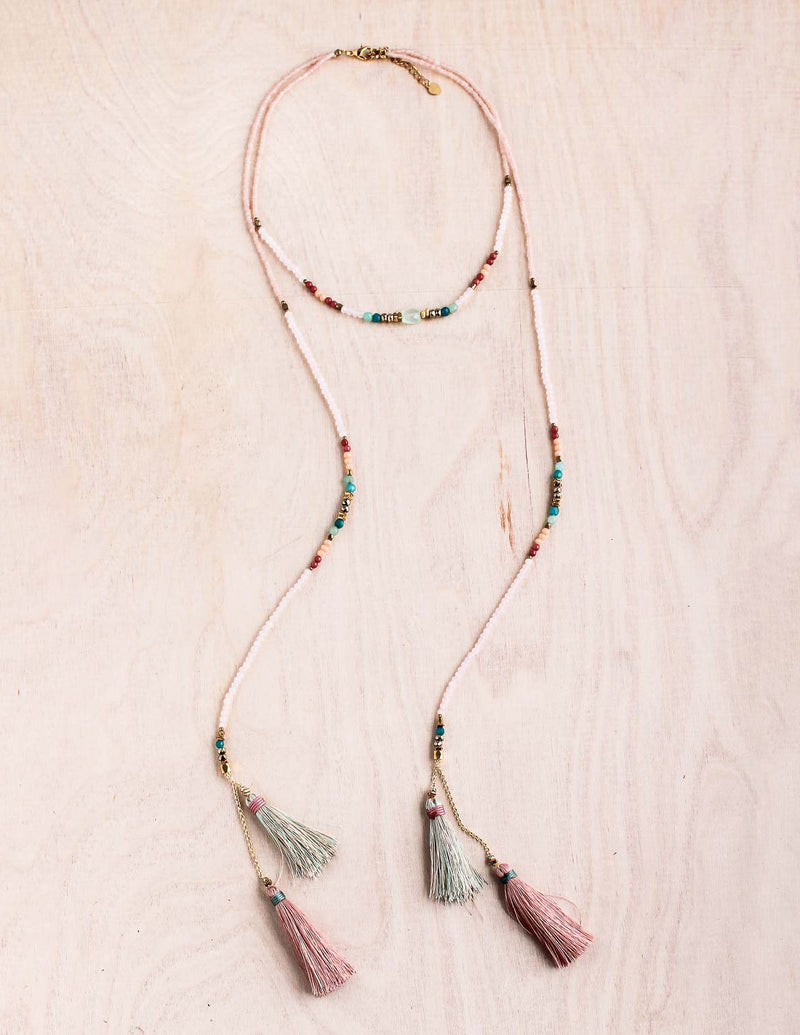Choker Wrap Thai Necklace