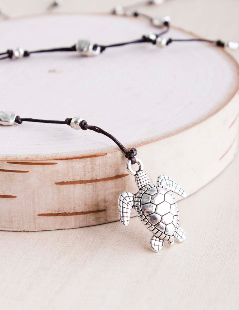 turtle, turtle jewelry, alloy, bali queen, coco rose, silver, rhodium, hypoallergenic, under the sea