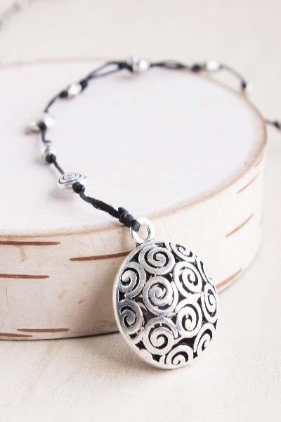 alloy, bali queen, coco rose, silver, rhodium, hypoallergenic, tribal jewelry, swirls, filigree