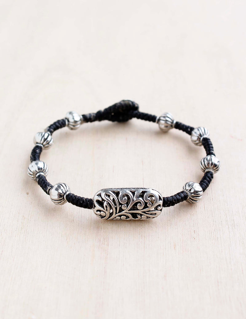 Filigree Rectangle Bracelet