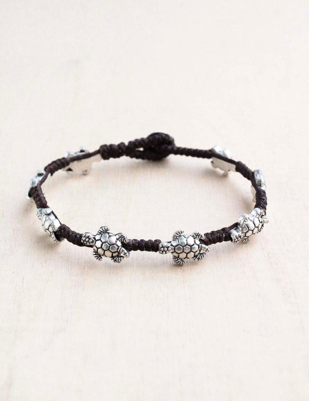alloy, bali queen, coco rose, silver, rhodium, hypoallergenic, tribal jewelry, single strand, turtle, turtle bracelet