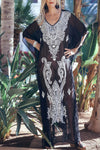 Balindia Jeweled Caftan