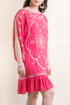 Hamsa Hamsa Rouge Dress