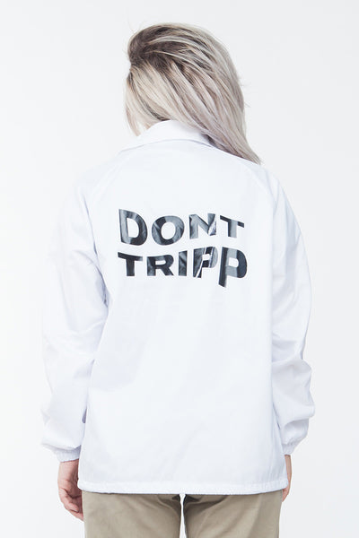 🌴  Don't Tripp Coaches Jacket
