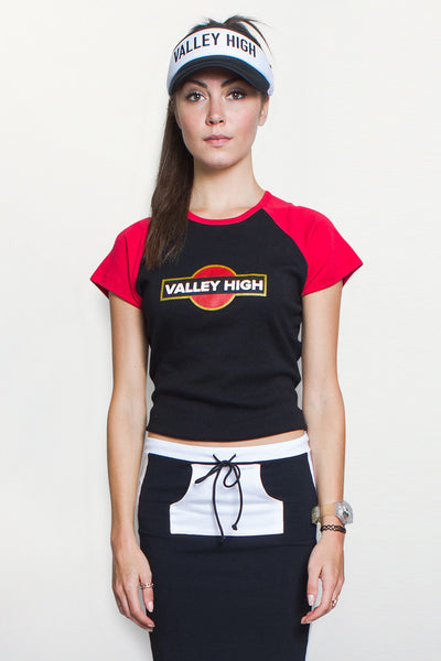 Valley High Baby Tee