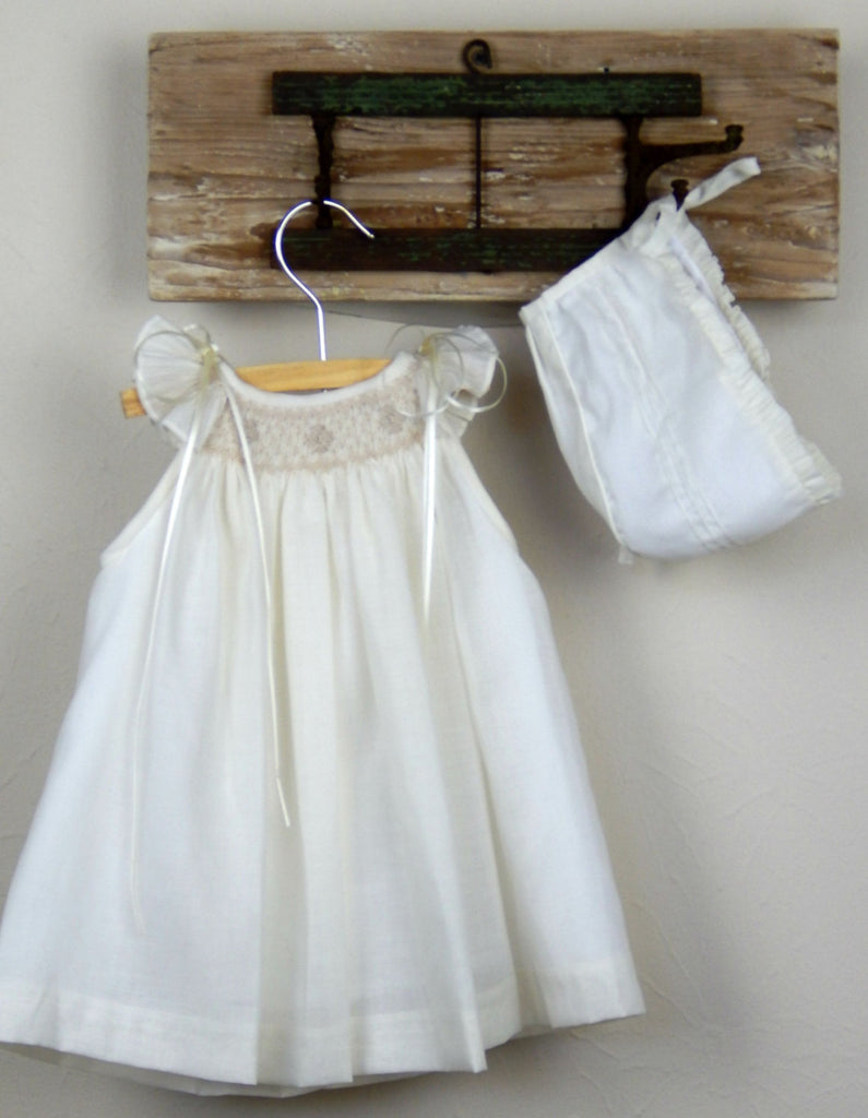 Coming Home Baby Girl Dresses Ivory, Take Home Outfit, Hospital Outfit, Girl Coming Home Outfit, Baby Girl  Hospital, Baby shower Gift