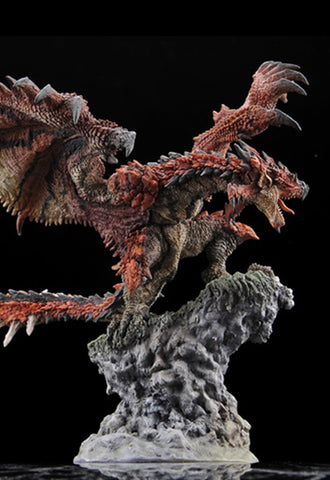 MONSTER HUNTER CAPCOM Capcom Figure Builder Creators Model Rathalos【Resell Version】 (3rd-run)