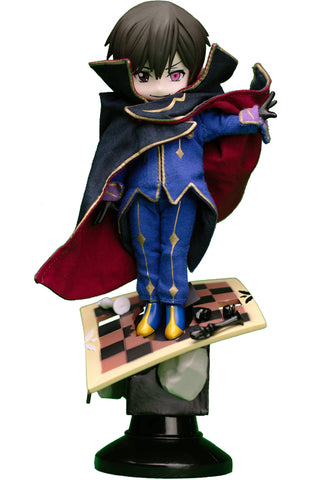 CODE GEASS LELOUCH OF THE REBELLION GENESIS PICCODO LELOUCH DEFORMED VIGNETTE DOLL