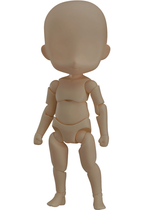 Nendoroid Doll Good Smile Company archetype: Boy (Cinnamon)