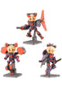 DESK TOP ARMY MEGAHOUSE B-101d Freyja β Set (1 Random Blind Box)