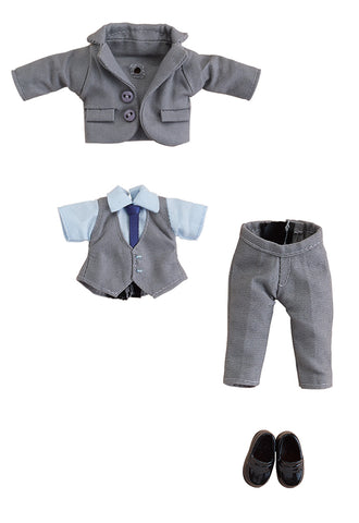 Nendoroid Doll Good Smile Company Outfit Set (Suit - Grey)