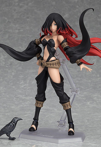 345 GRAVITY RUSH 2 figma Gravity Raven