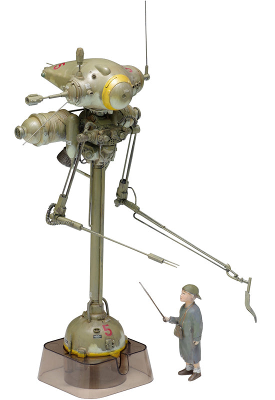 Maschinen Krieger WAVE Neuspotter Plastic Model (Adhesive Required)