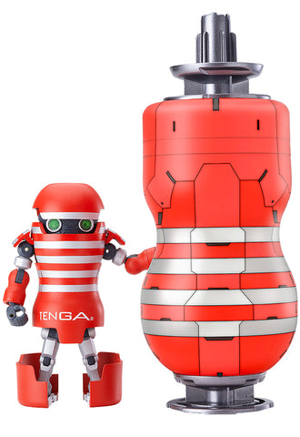 TENGA☆Robot GOOD SMILE COMPANY TENGA Robot with Mega TENGA Beam Set (First-run Limited)