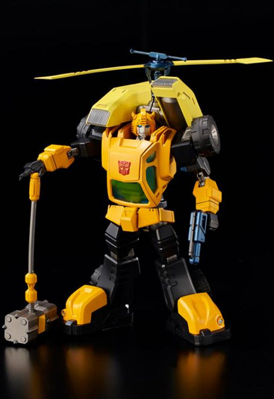 TRANSFORMERS SENTINEL Flame Toys Furai Model Bumble Bee