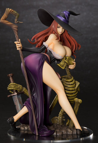 Dragon's Crown OrchidSeed Sorceress 1/7 PVC Figure