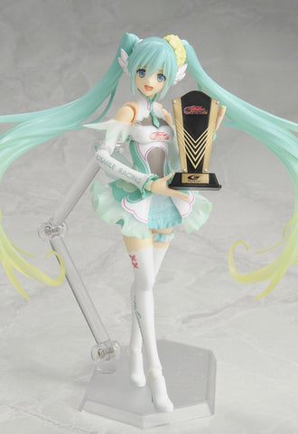 RACING MIKU 2017ver. GOOD SMILE RACING Goodsmile Racing Personal Sponsorship 2017 figma Course (15,000JPY Level)