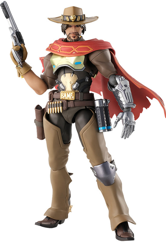 438 Overwatch® figma McCree