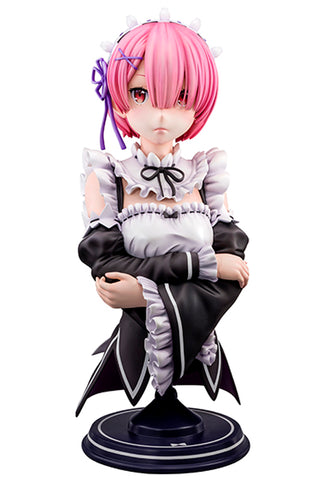 Re:Zero - Starting Life in Another World Furyu F:NEX Ram 1/1 Bust Figure