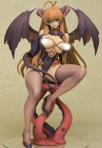 Comic Unreal vol.2 CoverGAL OrchidSeed Succubus Silvia designed by Mogudan 1/6 PVC Figure
