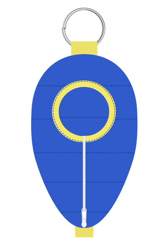 Nendoroid Pouch: Sleeping Bag (Blue Ver.) (re-run)