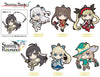 Shining Series FREEing Trading Rubber Straps (Set of 6 Characters)