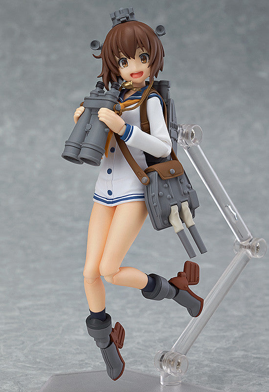 258 Kantai Collection -KanColle- figma Yukikaze