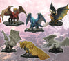 MONSTER HUNTER CAPCOM Capcom Figure Builder Monster Hunter Standard Model Plus Vol.13 (Set of 6 Characters)(re-run)