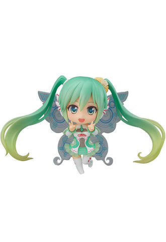 777 RACING MIKU 2017ver. GOOD SMILE RACING Goodsmile Racing Personal Sponsorship 2017 Nendoroid Course (8,000JPY Level) (Re-run)