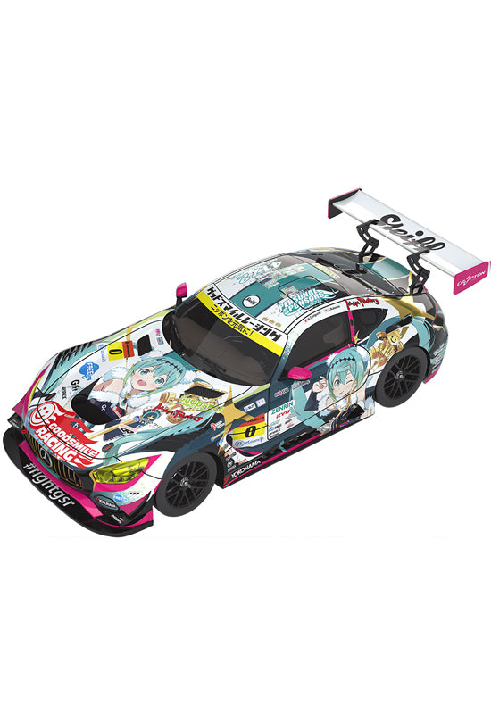 Hatsune Miku GT Project GOODSMILE RACING 1/43rd Scale Good Smile Hatsune Miku AMG: 2018 Final Race Ver.