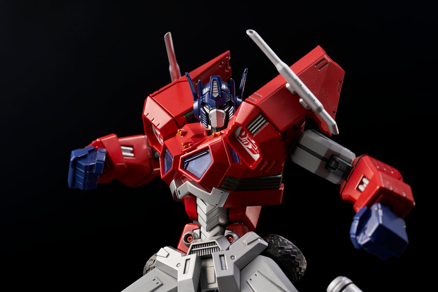 Transformers Furai Model 01 Optimus Primus (Attack Mode)