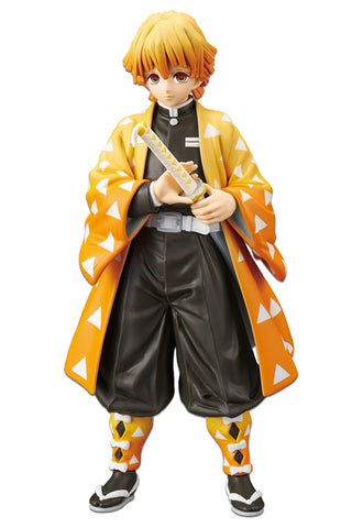 Kimetsu No Yaiba Banpresto Figure Vol.3(B:Zenitsu Agatsuma)(re-run)