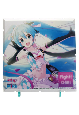 Dioramansion 150 PLM Dioramansion 150: Racing Miku Pit 2019 Optional Panel Rd. 3 SUZUKA
