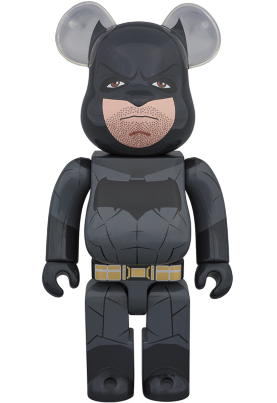 BE@RBRICK Medicom Toy 400% BATMAN (BATMAN V SUPERMAN ver)