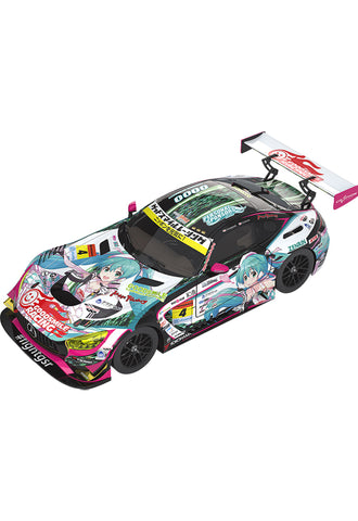 Hatsune Miku GT Project GOODSMILE RACING 1/64 Scale Good Smile Hatsune Miku   AMG 2019 SUPER GT Ver.