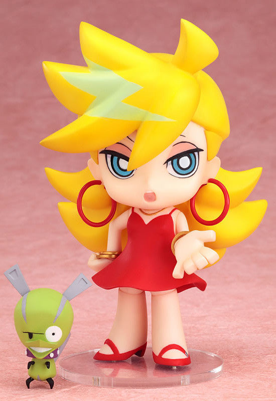 160 Panty & Stocking with Garterbelt Nendoroid Panty