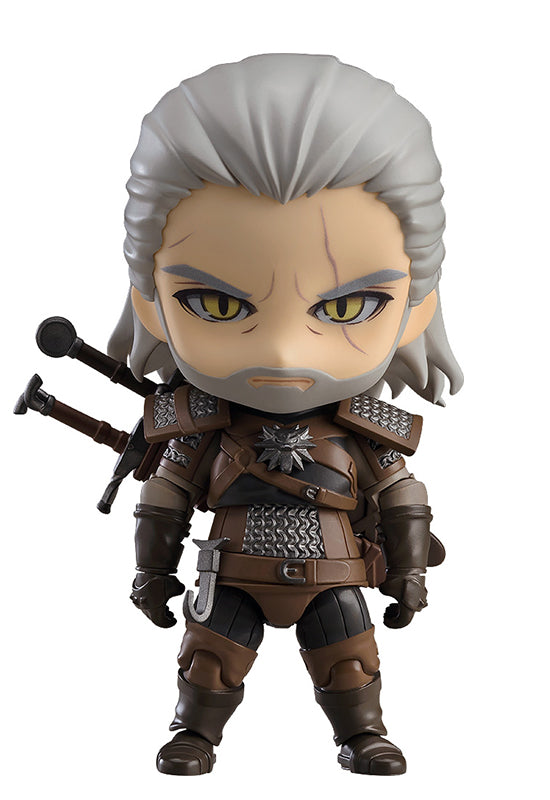 907 The Witcher 3: Wild Hunt Nendoroid Geralt