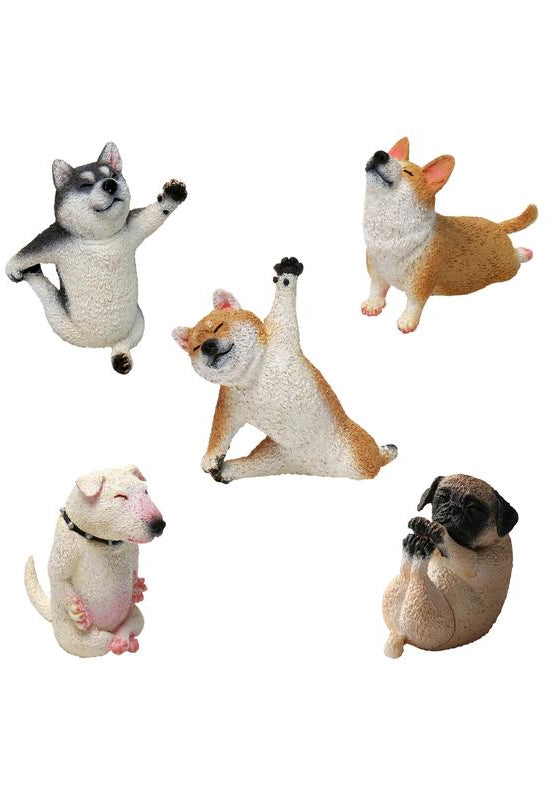 ANIMAL LIFE UNION CREATIVE Baby Yoga Dog (1 Random Blind Box)