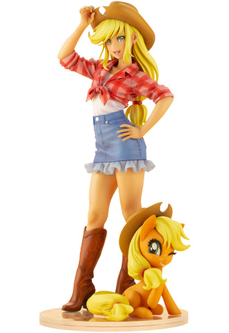 MY LITTLE PONY Kotobukiya APPLEJACK BISHOUJO STATUE