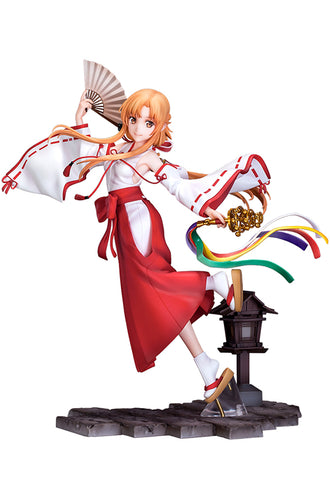 Sword Art Online Alicization SOUYOKUSHA War of Underworld Asuna Miko Ver.