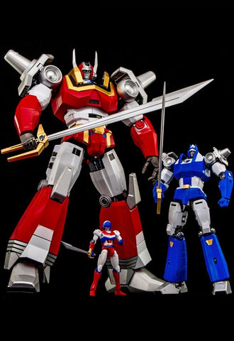 Machine Robo POSE PLUS Metal Series P+04 BAIKANFU
