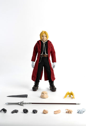 FULLMETAL ALCHEMIST: BROTHERHOOD Threezero EDWARD ELRIC