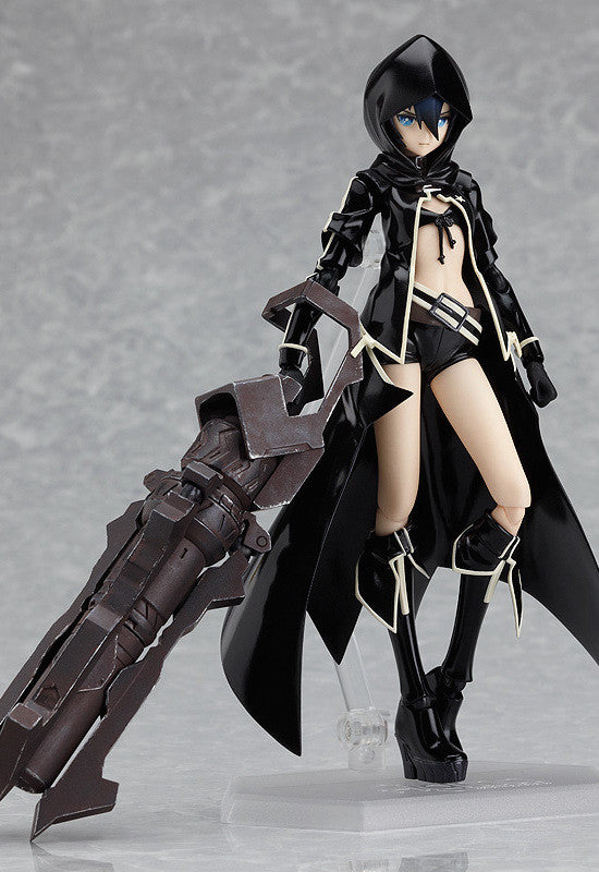 140 Black Rock Shooter TV Animation figma Black Rock Shooter