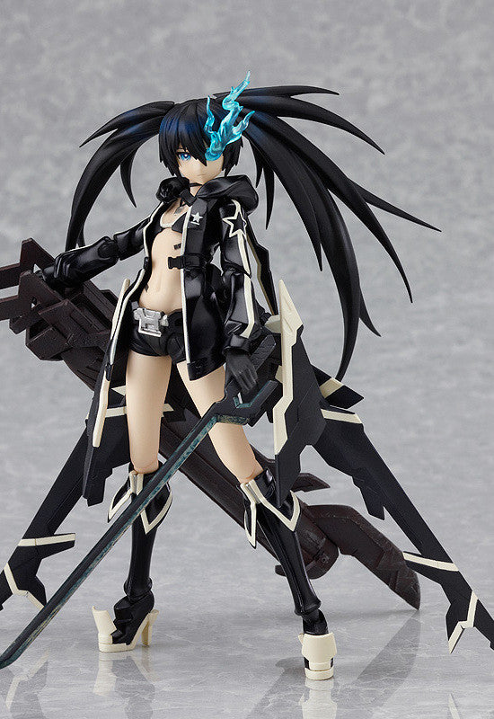116 Black Rock Shooter figma Black Rock Shooter THE