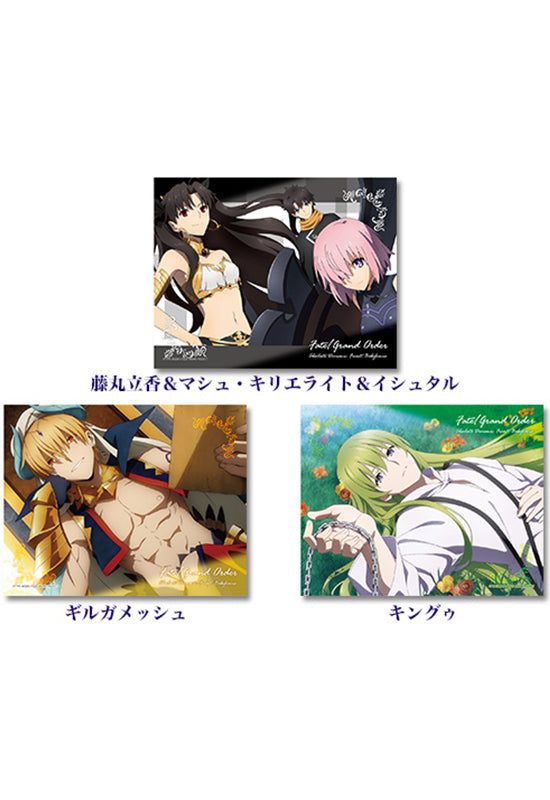 Fate/Grand Order Absolute Demonic Front: Babylonia HOBBY STOCK Microfiber Cloth set