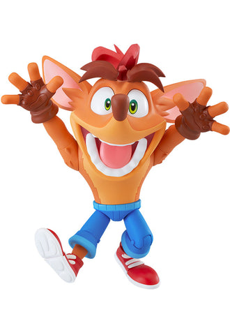 1501 Crash Bandicoot? 4: It's About Time Nendoroid Crash Bandicoot