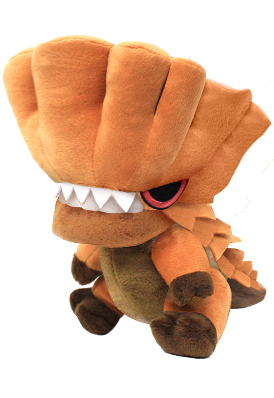 MONSTER HUNTER: WORLD CAPCOM MONSTER HUNTER  Monster plush toy Barroth