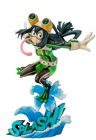 My Hero Academia BellFine Tsuyu Asui Hero Suit Ver.