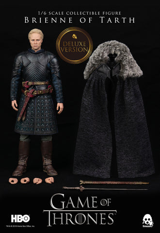 Game of Thrones threezero Brienne of Tarth (Deluxe version)